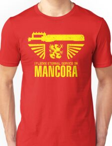 Pledge Eternal Service on Mancora - Limited Edition Unisex T-Shirt