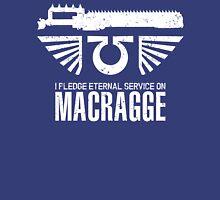 Pledge Eternal Service on Macragge - Limited Edition Unisex T-Shirt