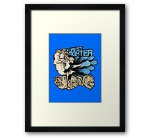 Forest Fighter Framed Print