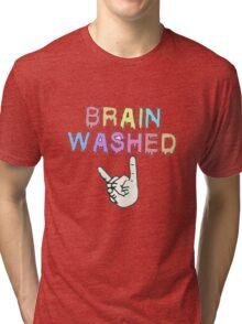 Brain-washed Tri-blend T-Shirt