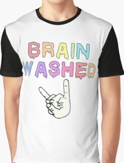 Brain-washed Graphic T-Shirt