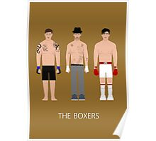 THE...BOXERS Poster