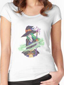 Paula W/ Aero Women's Fitted Scoop T-Shirt