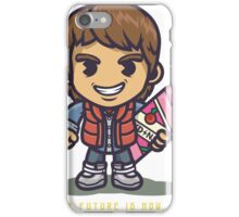 Marty Ninja iPhone Case/Skin