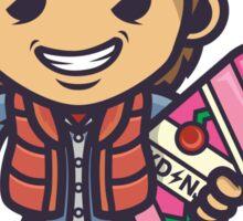 Marty Ninja Sticker