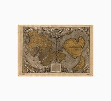 Ancient Map of The World (1531) Unisex T-Shirt
