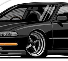Honda Prelude IV (black) Sticker