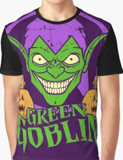 Green Goblin • Amazing Spider-Man Comics Graphic T-Shirt