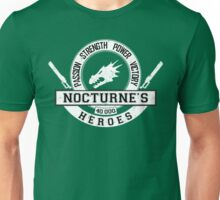 Nocturne Heroes - Limited Edition Unisex T-Shirt