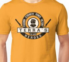 Terra Heroes - Limited Edition Unisex T-Shirt