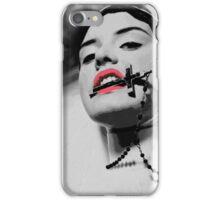 Mother superior iPhone Case/Skin