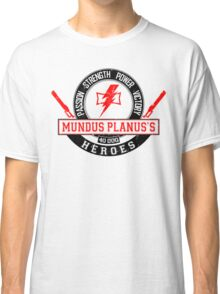 Mundus Planus Heroes - Limited Edition Classic T-Shirt