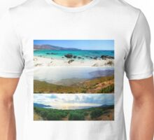 Landscapes from Crete Island, Greece Unisex T-Shirt