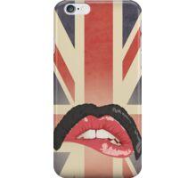 Queen Lips iPhone Case/Skin