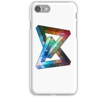Space Puzzle 2 iPhone Case/Skin
