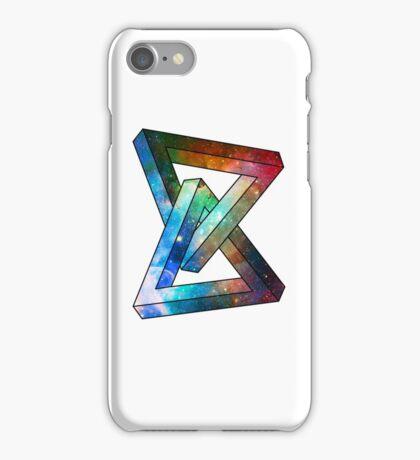 Space Puzzle 2 iPhone Case/Skin
