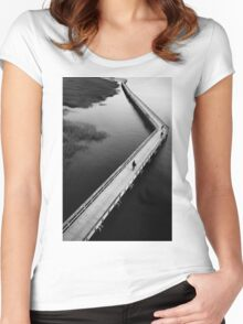 Port Royal  Women's Fitted Scoop T-Shirt