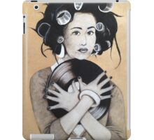 Put Your Records On iPad Case/Skin