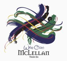 Wee Clan McLellan Kids Tee