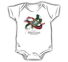 Wee Clan MacLean One Piece - Short Sleeve