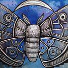 mothflight by Lynnette Shelley