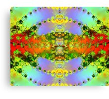 FRACTAL # 2 ~ ABSTRACT ~ COLORFUL  Canvas Print