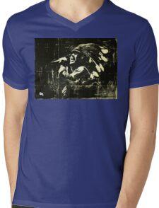 Jamiroquai. Mens V-Neck T-Shirt