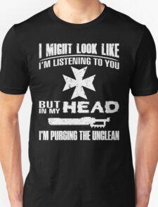 Eternal Crusader Purge - Limited Edition Unisex T-Shirt
