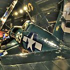 Goodyear FG-1D Corsair by Sue Morgan