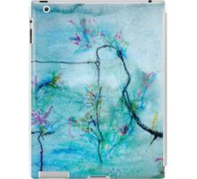 'Fence with Poison Ivy' Fragment iPad Case/Skin