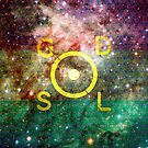 Rasata Metatron God Sol Logo || GodSol.com by SirDouglasFresh
