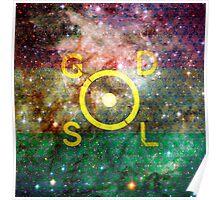 Rasata Metatron God Sol Logo || GodSol.com Poster