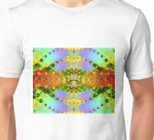 FRACTAL # 2 ~ ABSTRACT ~ COLORFUL  Unisex T-Shirt