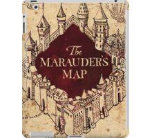 The Marauder's Map iPad Case/Skin