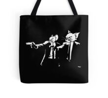 Vincent Mouse & Jules Cat Tote Bag