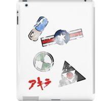 Akira Motor Stickers Design iPad Case/Skin