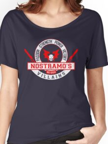 Nostramo Villains - Limited Edition Women's Relaxed Fit T-Shirt
