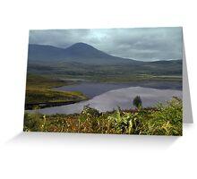 Loch Achanalt Greeting Card