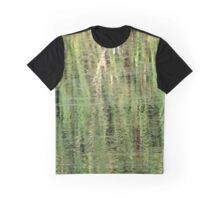 Watercolor Horicon Marsh Graphic T-Shirt