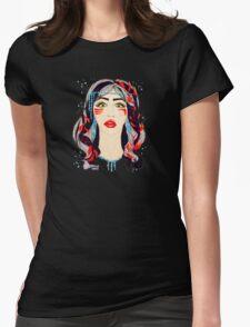 Lake Spirit (light) Womens Fitted T-Shirt