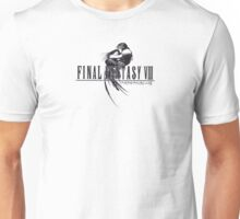 Final Fantasy VIII Logo Artwork Unisex T-Shirt