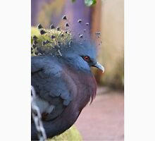 Victoria crowned pigeon Unisex T-Shirt