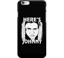 Johnny the Psycho iPhone Case/Skin
