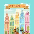 San Francisco by Julia Blattman