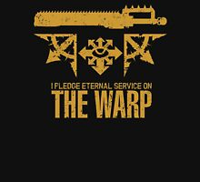Pledge Eternal Service on The Warp - Limited Edition Unisex T-Shirt