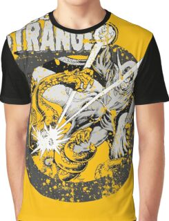 Doctor Strange •Black & White Graphic T-Shirt