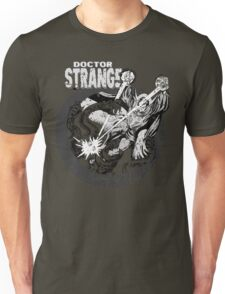 Doctor Strange • Black & White Unisex T-Shirt