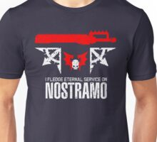 Pledge Eternal Service on Nostramo - Limited Edition Unisex T-Shirt