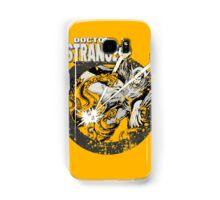 Doctor Strange •Black & White Samsung Galaxy Case/Skin