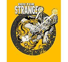 Doctor Strange •Black & White Photographic Print